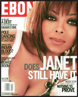 Janet Jackson Does Ebony Magazines Pictures