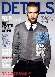 Justin Timberlake In Details
