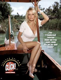 Pamela Anderson - Click Magazine