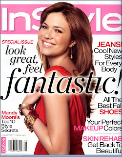 Mandy Moore - InStyle