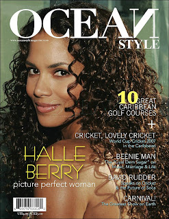 Halle Berry - Ocean Magazine pictures