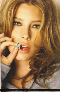 Jessica Biel Glamour Magazine September 2007 pictures