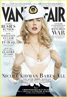 Nicole Kidman - Vanity Fair Pictures