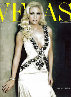 Brittany Snow - Vegas Magazine pictures
