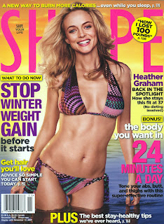 Heather Graham In Bikini for Shape Magazine pictures