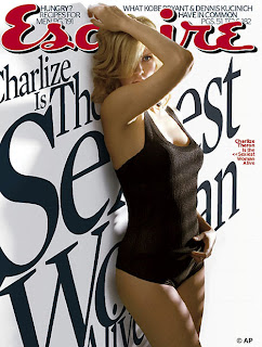Charlize Theron Voted 'The Sexiest Woman Alive'