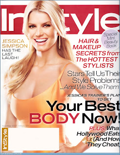 Jessica Simpson - Instyle Magazine pictures