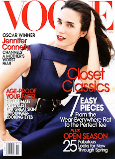 Jennifer Connelly In 2007 November Vogue Magazine