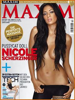 Nicole Scherzinger Super Sexy in Maxim