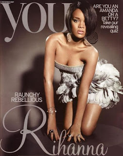 Rihanna Hot In You Magazine Pictures