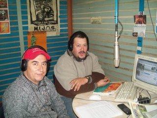 GENTE DE RADIO EN LA PATAGONIA