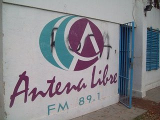 FM 89.1 ANTENA LIBRE
