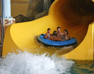 Wet, wild and wonderful waterparks in Ohio