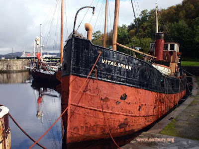 Free Ship Plans: Lochinvar Clyde Puffer Plans