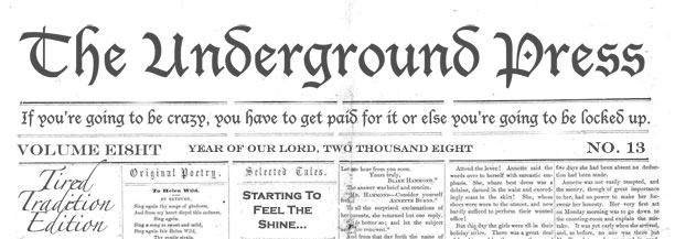The Underground Press