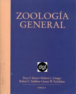 Zoología General – Tracy Storer – Robert L. Usinger – Robert C. Stebbins – James W. Nybakken
