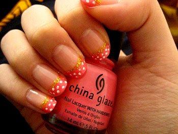 Gangsta Bride: Fly wedding nails