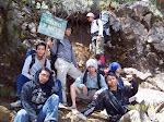 pendakian ke gunung LAWU