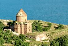 Van Lake Armenian Church Island