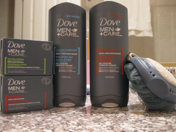 Product Review Dove Men Care Solo Lisa