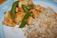 Healthy Style General Tso's Chicken Recipe