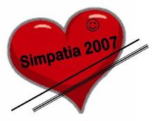Prémio «Simpatia 2007» (muito obrigado!)