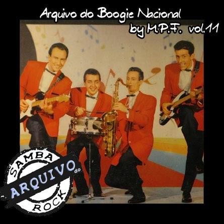 Arquivo do Boogie Nacional - Arquivo Do Samba Rock
