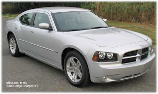Dodge Charger Rental Car