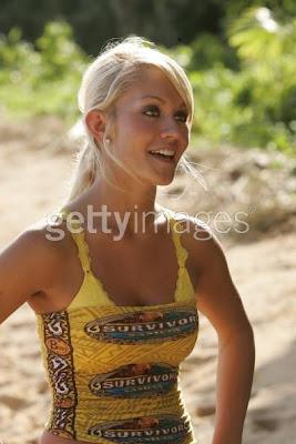 Survivor Boobs: Yasmin Giles Boobs
