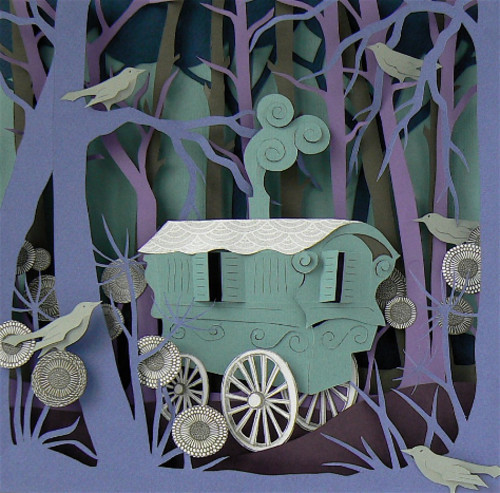 Amazing Work: Amazing Paper Art Work