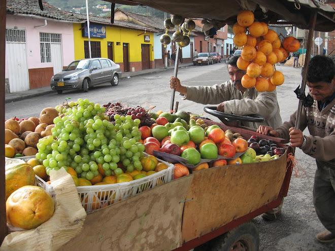 Frutas de Pamplona