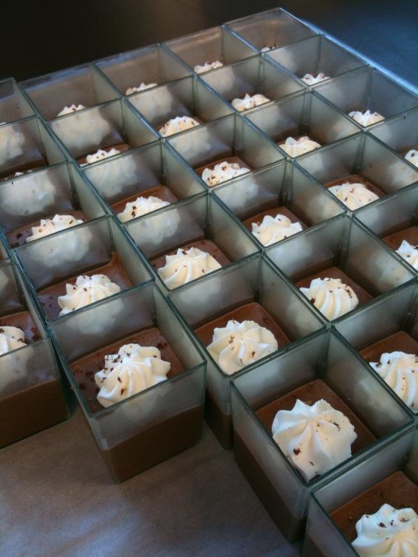 Bridal Shower Cupcake Displays