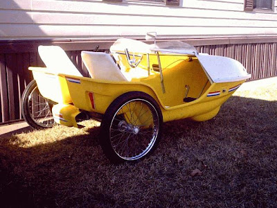 Pedal Powered Car For Sale