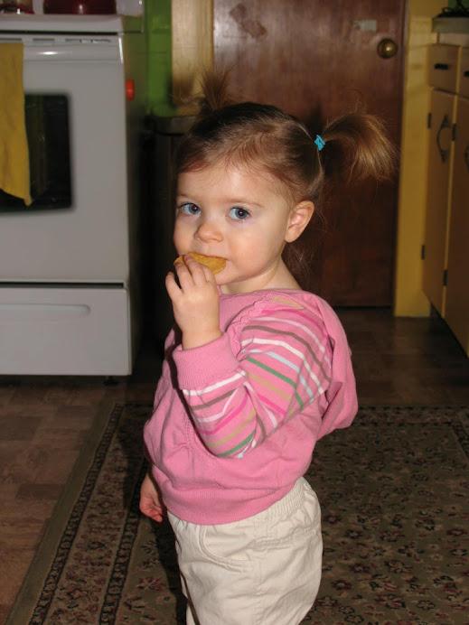 Yummy girl!