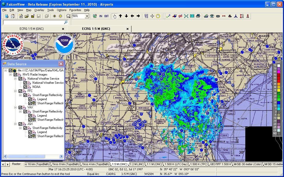 GIS Coder: KML in FalconView 4 3