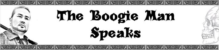 The Boogie Man Speaks