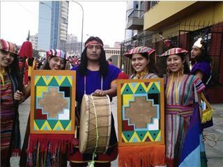 Desfile de C.S.I.A.N. en Wong - Lima