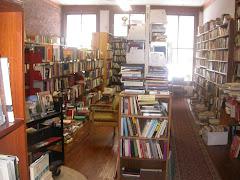 O'Brisky's Bookstore in Micanopy