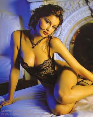 Sexy Supermodel : Laetitia Casta
