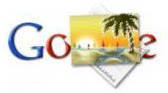 Google 2009 Holiday Doodle Series