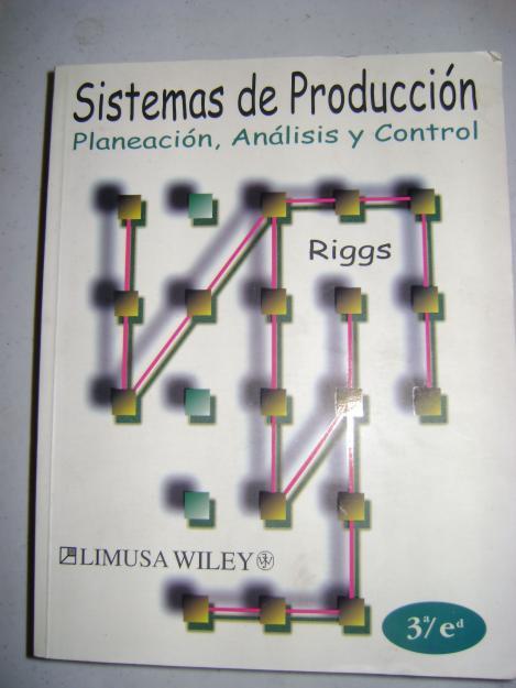 libro sistemas de produccion james riggs pdf gratis