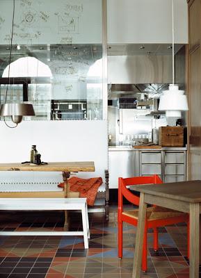 Living In Andyland Matsalen And Matbaren By Ilse Crawford