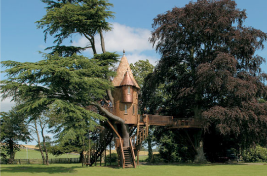 Once Upon A Blog Fairy Tale Treehouses