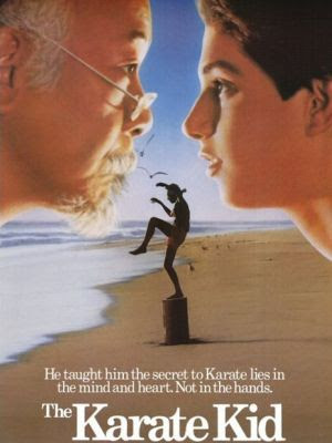 Miyagi taught Daniel the Secret of Transferable Skills