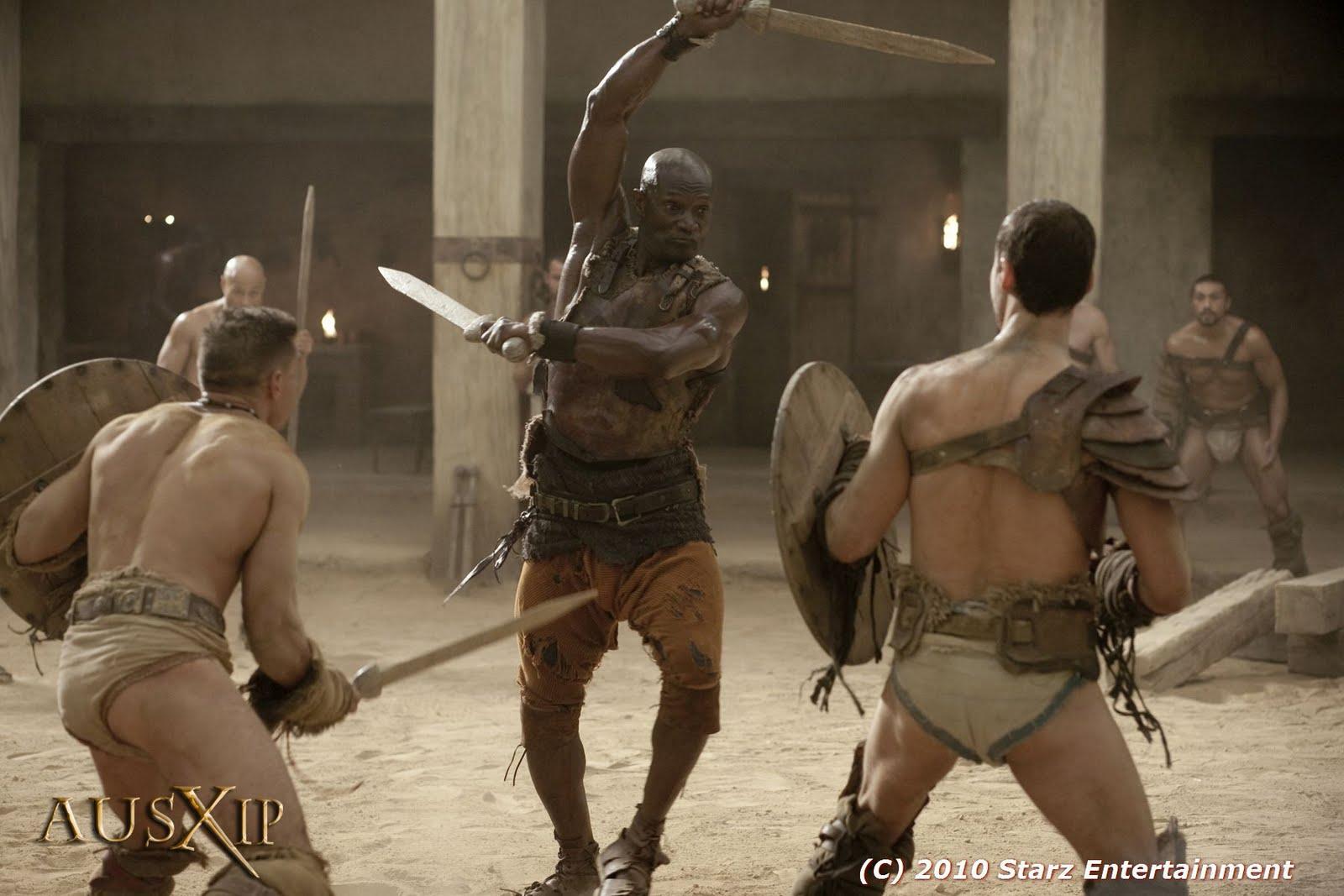 Spartacus Gladiatoren