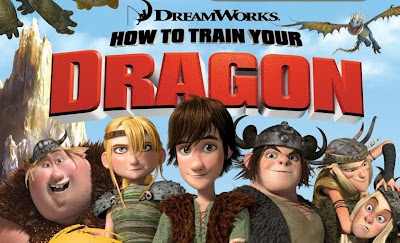 How To Train Your Dragon Movie - Best Movies 2010