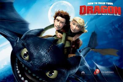 Cómo entrenar a tu dragón La película