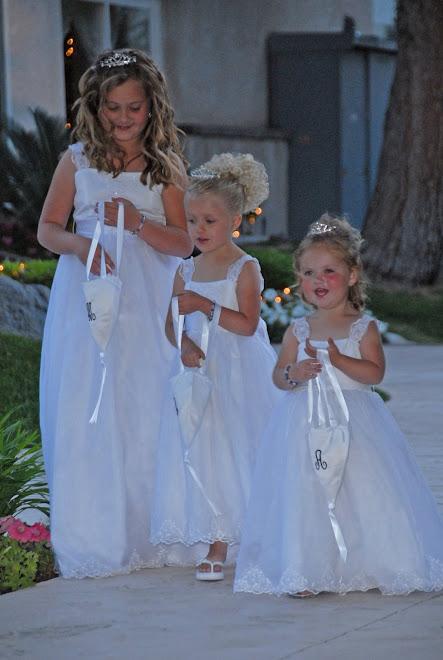 Aunt Shauni's Girls.......