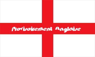 Provisoirement anglaise