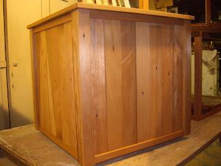 Bryan Appleton Designs: Repurposed Old Growth Redwood